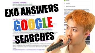 exo answers google searches