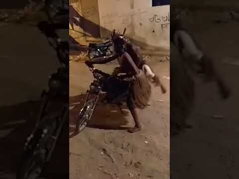 Balochi funny lewa in lyari
