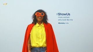 Dove | Project #ShowUs | Shattering...