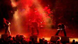 Rotting Christ - Shadows follow (live @ Fuzz club 2011 )