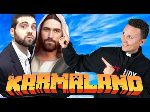 ¿Es VEGETTA777 el nuevo JESUCRISTO? | La RELIGIÓN en KARMALAND (parte 2)