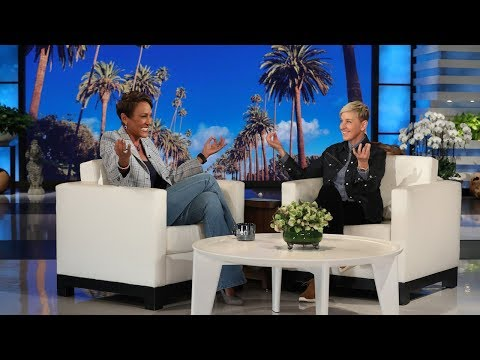 Robin Roberts Misses the Michelle Obama Royal Treatment
