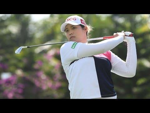 Ariya Jutanugarn Highlights Round 1 2018 Blue Bay LPGA