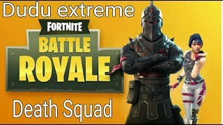 Ps4 LET'S GO FROM FORTNITE (DEATH SQUAD) TRAINING PRO CHAMPIONSHIP NEW SKIN CORVO!