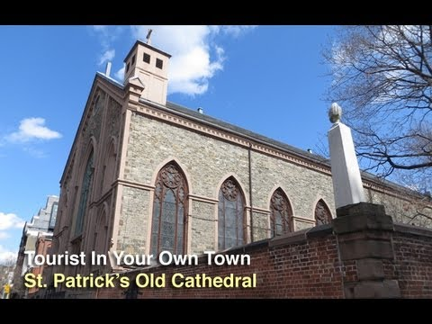 Tourist In Your Own Town #18 - St. Patrick's Old Cathedral