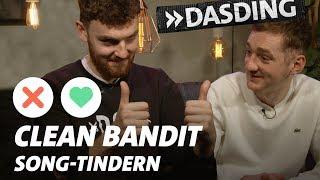 Song-Tindern: Clean Bandit – Herz für Bonez MC & RAF Camora, BTS und EU statt Brexit Solo | DASDING