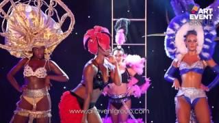 "Rouge Dance & Cabaret 2016 ""trailer"""