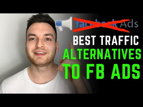 The Best Shopify Traffic Alternatives To Facebook Ads in 2019 thumbnail