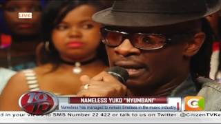 Talent, discipline and strategy have kept me in the game - Nameless #10Over10