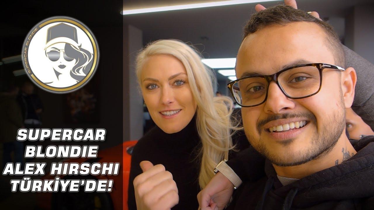 Supercar Blondie ile Gazladık! | Enes Batur & Doğan Kabak | V-LOG