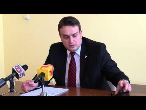 Prefectul de Arges  Mihai Oprescu prezinta concluziile alegerilor din 25 mai