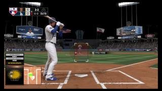 MLB 18 The Show-San Francisco at LA Dodgers Game 3