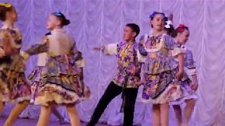 Восемь девок один я Студия танца Акварель Иркутск 0