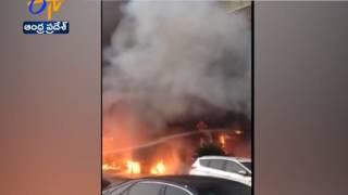 Download Video Fire at China Massage Parlor Kills 18 MP3 3GP MP4