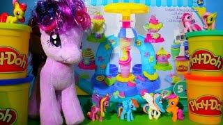 Май Литл Пони Пластилин плей до Мороженое Play Doh for My Little Pony(Май Литл Пони Пластилин плей до Мороженое Play Doh for My Little Pony Пластилин – любимая игрушка для многих детей...., 2015-10-06T12:45:36.000Z)