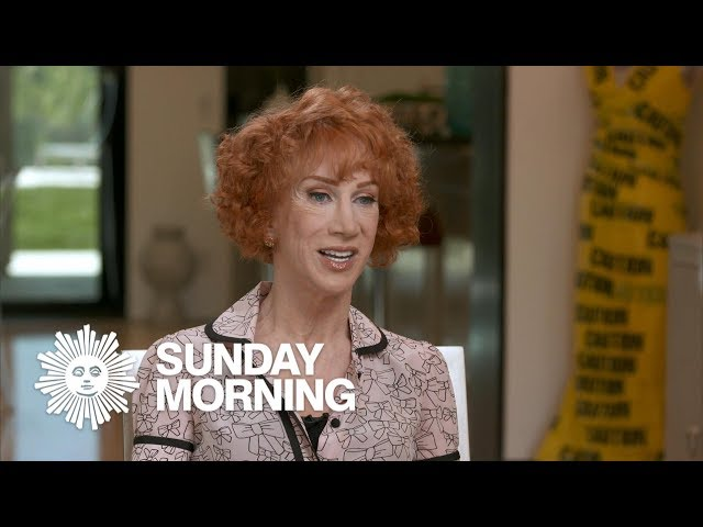 Kathy Griffin on the photo shoot heard \'round the world