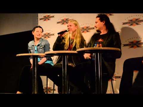 "Movie Premiere ""Imaginaerum"" in Saint Petersburg -Marko Hietala- Fus-Ro-Dah=)"