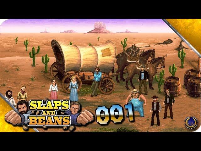 SLAPS AND BEANS 👊 [001] Kopfnüsse und Bohneneintopf