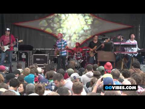 Kung Fu Performs with Eli Winderman of Dopapod at Gathering of the Vibes Music Festival 2012