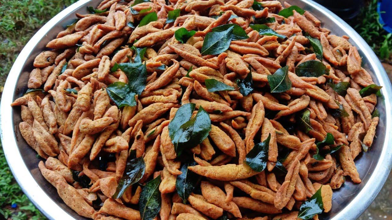 Resepi Kuih Gunting Rangup Resepi Popular