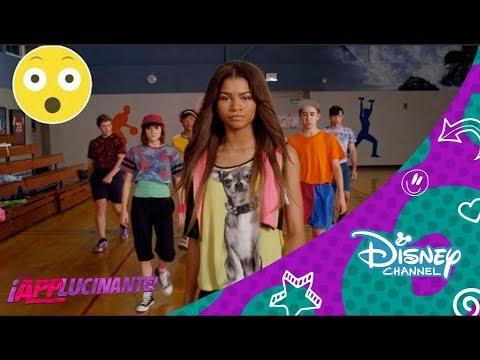 ¡Applucinante! Trucos de baile   Disney Channel Oficial