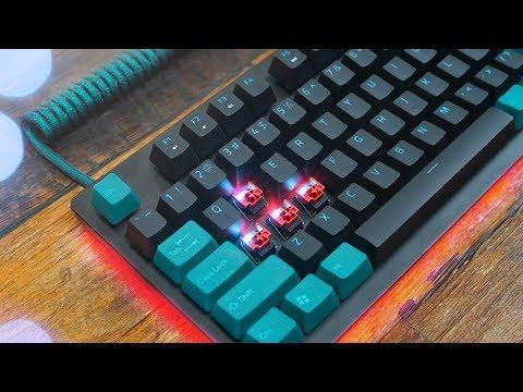 This is LEGIT. Razer Huntsman TE Keyboard Review