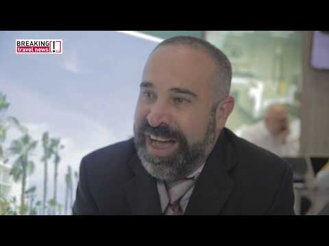 Sergio Zertuche, chief sales and marketing officer, Palladium Hotel Group
