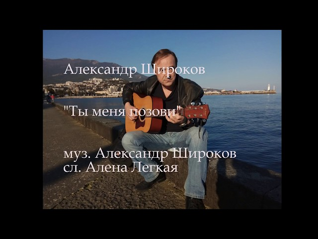 Александр Широков.
