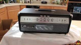 Video Ampeg V-4B Reissue First Look and Overview download MP3, 3GP, MP4, WEBM, AVI, FLV Juli 2018