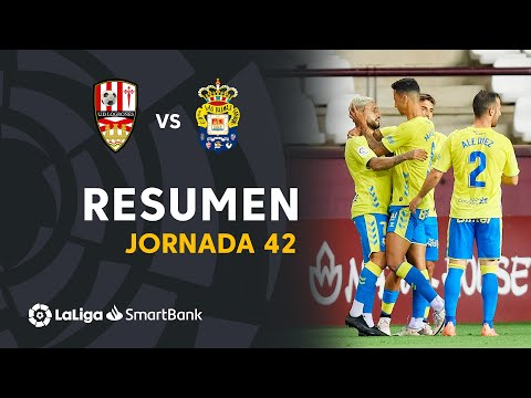 Logrones Las Palmas Goals And Highlights