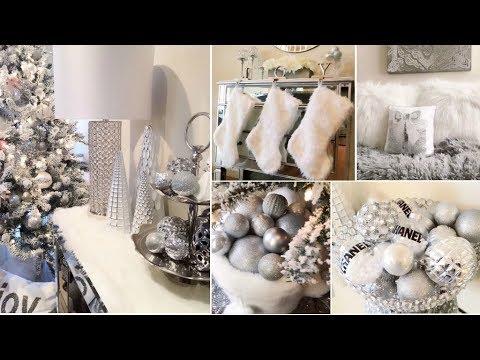 GLAM CHRISTMAS HOME TOUR - CHRISTYMEL