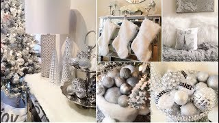 GLAM CHRISTMAS HOME TOUR - CHRISTYMEL