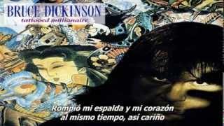 Bruce Dickinson -  Zulu Lulu (subtitulado)