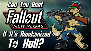 Can You Beat Fallout: New Vegas If It's Randomized To Hell?