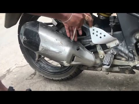 FZ sound without air filter