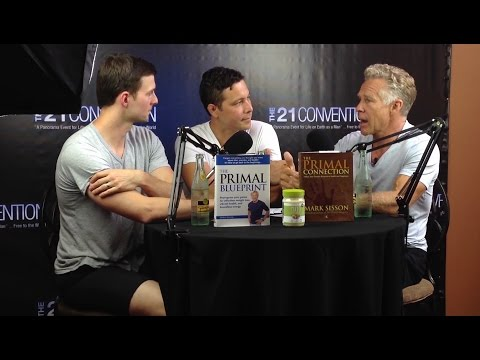 Mark Sisson - A Primal View on Male Bonding and Socializing | 21 Radio