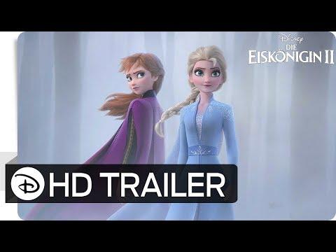 DIE EISKÖNIGIN 2 – Offizieller Trailer (deutsch/german) | Disney HD