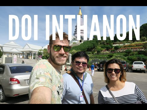 HIGHEST POINT IN THAILAND (DOI INTHANON) | TRAVEL VLOG