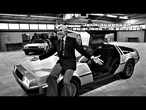 John Delorean 06 01 1925 19 03 2005 Youtube