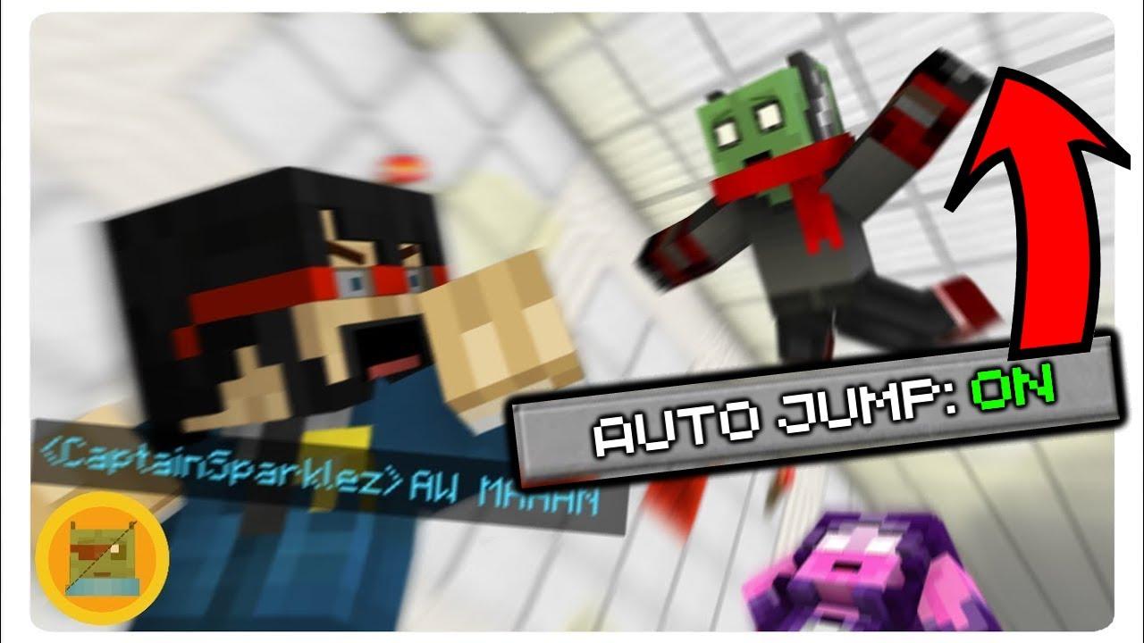 Minecraft Auto Jump in Nutshell - Animasi Minecraft Indonesia