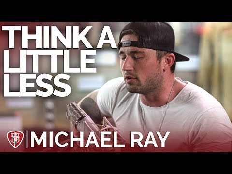 Michael Ray - Think A Little Less (Acoustic) // The George Jones Sessions