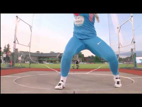 Tori Bowie MASSIVE WIN 21.77 200m Women // Diamond League Eugene 2017 Prefontaine Classic from YouTube · Duration:  4 minutes 37 seconds