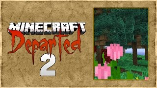 FTB Departed Minecraft Modpack - #2 - Exploration Pirates - Nevermine 2 Advent Of Ascension