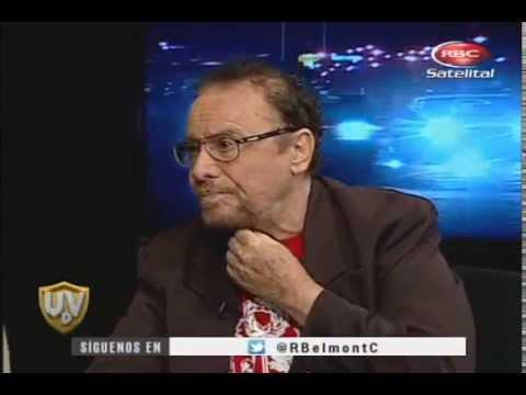 RICARDO BELMONT ENTREVISTA- AUGUSTO POLO CAMPOS - UDV 1/2 (29-03-15)