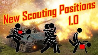 3 New Positions - Scouting - WoT 1.0