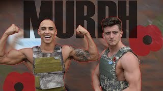 Hero Workout - MURPH (Remembrance Day Special)