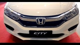 Honda City 1.5E 2017 Exterior & Interior