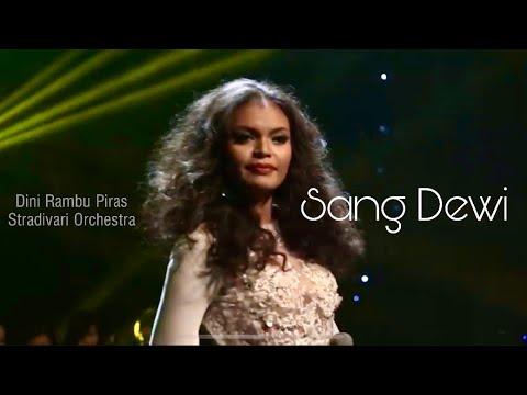 Sang Dewi By Dini Rambu Piras With Stradivari Orchestra