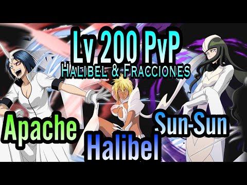 PvP Halibel & Her Squad: Apache and Sun-Sun