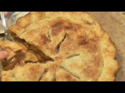 100 Yr  Old Pie Crust Recipe & Demo